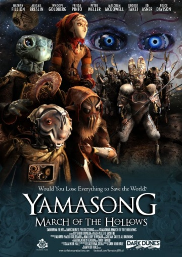 Смотреть Yamasong: March of the Hollows онлайн